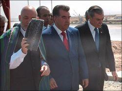 делегация в Таджикистане