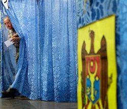 выборы в Кишиневе