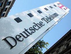 Deutsche Telekom сообщила об итогах первого квартала