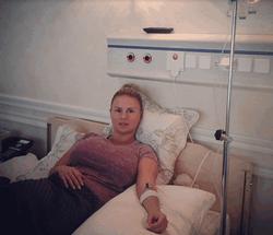 PR или правда: Анна Семенович попала в больницу