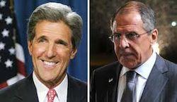 Они нашли друг друга – Лавров и Керри наконец-то обсудили вопросы по Сирии