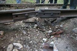 Найдены улики, подтверждающие диверсию на железной дороге на Кубани
