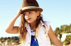 Дочь Анны Николь Смит начала карьеру модели. ТОП детей знаменитостей