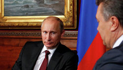 СМИ о договоренностях Путина и Януковича по поводу ТС
