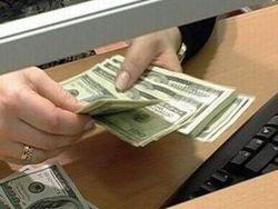 Украинцы купили на треть меньше валюты