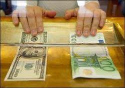 Курс евро растет на торгах растет к доллару, рублю и иене