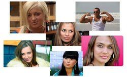 Назван ТОП-40 Яндекса и Одноклассники популярности звезд Дома-2 июля 2013 года