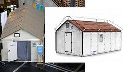 Беженцы будут жить в переносных домах от IKEA за 1000 долларов