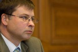 Латвийский премьер демонстрирует резкую политику