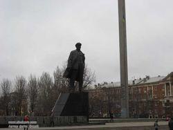 В центре Донецка в пятницу перекроют движение из-за... митинга