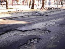 ВКонтакте не верят, что дорожники залатали 85 процентов дорог Украины