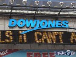 Биржи США: индекс Dow Jones побил рекорд декабря 2007 года