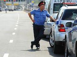 ТОП видео в YouTube: Машина ДПС нарушает правила и провоцирует аварию