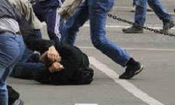 В Донецке прилюдно избили активиста «Дорожного контроля»