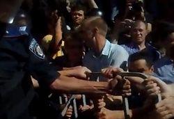 МВД и оппозиция обвиняют друг друга в избиении под Киевсоветом