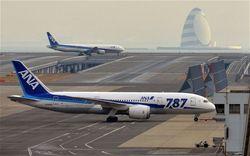 Ситуация вокруг Dreamliner заставляет акции Boeing терять в цене