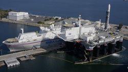 Россия продолжит участие в космическом проекте «Морской старт»