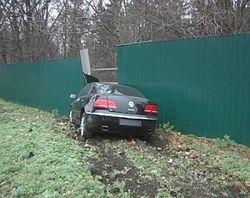 СМИ сообщили о ДТП с автомобилем Кинаха. ТОП аварий с участием авто чиновников
