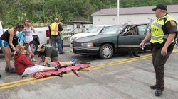Почти 60 человек пострадали в ДТП в штате Виржиния — последствия