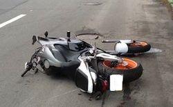 Роковой поворот: 2 человека погибли в аварии мотоцикла в Киеве