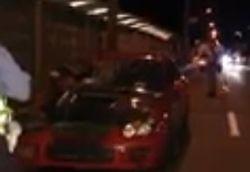От столкновения с Subaru WRX мужчину в Киеве разорвало на части