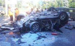 Резонансное ДТП: сотрудник СБУ был трезв через 2 дня после аварии