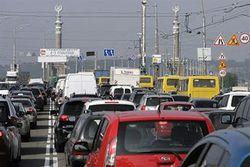 движение столичного транспорта