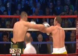Двухметровый Фьюри побил Рогана и жаждет боя с Кличко