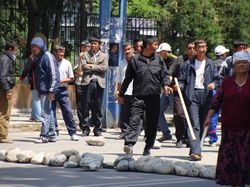 Ситуация в Кыргызстане под контролем властей – администрация президента