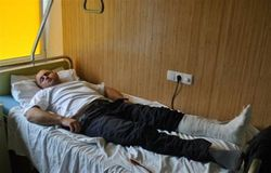 Помощника губернатора Закарпатья избили бейсбольными битами