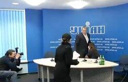 В Колесниченко бросили фекалиями, - СМИ