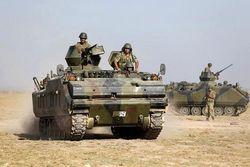 Война началась: военные Турции ведут ответный огонь по Сирии