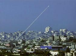 Из сектора Газа по территории Израиля пустили ракету. В стране госсекретарь США