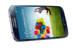 После презентации Samsung Galaxy S IV акции компании упали в цене