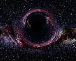 """В океанах существуют гидродинамические """"черные дыры"""""""