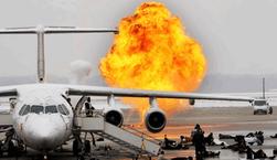 взрыв в аэропорту
