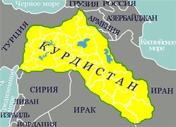 В сентябре курды рассмотрят вопрос об образовании собственного государства