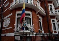 Посольство Эквадора в Лондоне тайно прослушивали