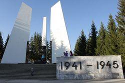 Под Петербургом нелюди разбили и разграбили могилу погибших воинов ВОВ