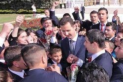 Президент Сирии Башар Асад завел аккаунт в Instagram