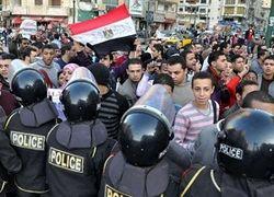 демонстрация в Египте