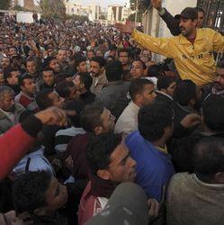 Египет замер перед «вторником гнева»