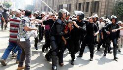 """Разгон """"братьев-мусульман"""" в Каире"""