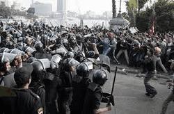 Волнения охватили весь Египет