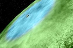 Ученым США удалось рассмотреть инопланетный снег