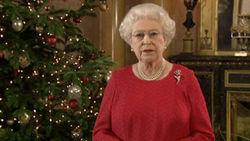 Новогоднее поздравление Елизаветы II выйдет в 3D