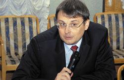 Депутат правящей российской партии «Единая Россия» Евгений Федоров