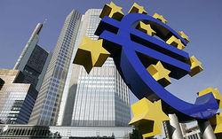 Евро поднимается на позитивных данных из Италии и Франции