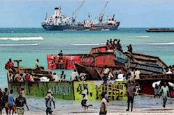 Европейские военные нанесли точечный ракетный удар по Сомали