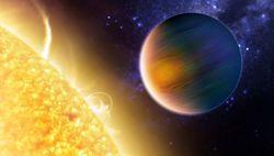 Ученым удалось объяснить наклон орбит экзопланет